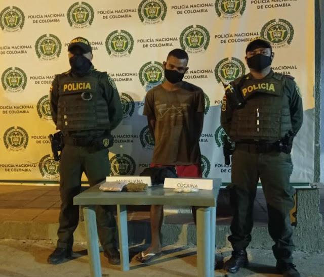 https://www.notasrosas.com/Capturadas tres personas por diferentes delitos, en hechos aislados en Maicao