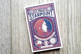 Lundi Librairie : La Fille aux Cheveux Rouges - Le Projet Starpoint tome 1 - Marie-Lorna Vaconsin