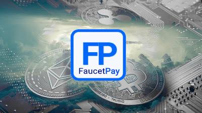 FaucetPay.io - Penghasil Bitcoin Gratis Pengganti Faucethub