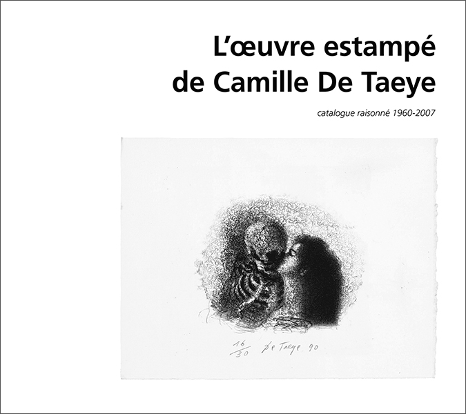 L'œuvre estampé de Camille De Taeye