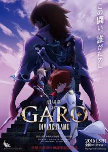 Garo Movie Divine Flame Pelicula Sub Español
