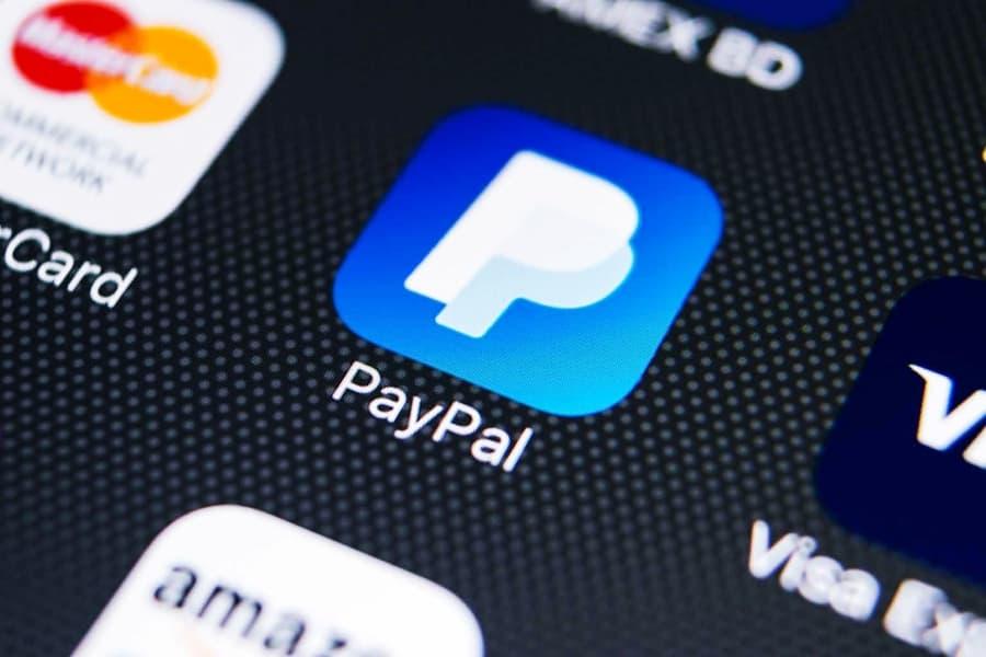 إنشاء حساب paypal مجان