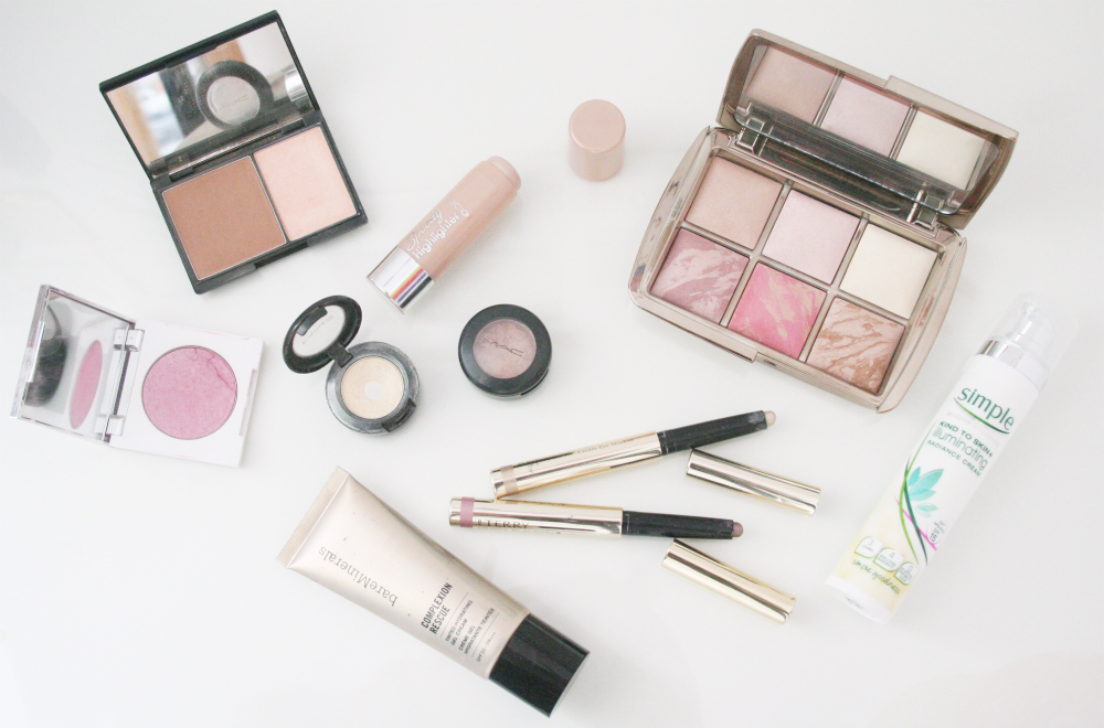 Glowy Makeup Products