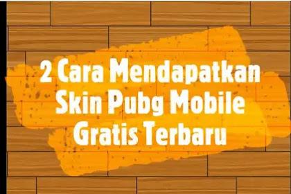 2 Cara Mendapatkan Skin Pubg Mobile Gratis Terbaru