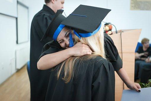 Graduation Graduation Day College Graduati