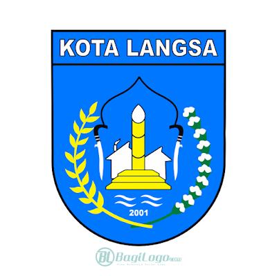 Kota Langsa Logo Vector
