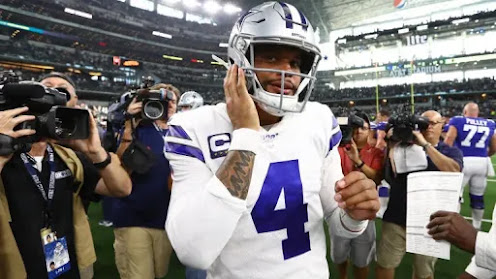 Dak Prescott's new contract with Cowboys: Biggest winners in Dallas and across the NFL