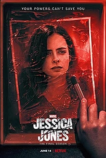 Jessica Jones Temporada 3 1080p – 720p Lat – Sub – Cast