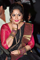 Madhavi Latha at Anushtanam Audio Release Event
