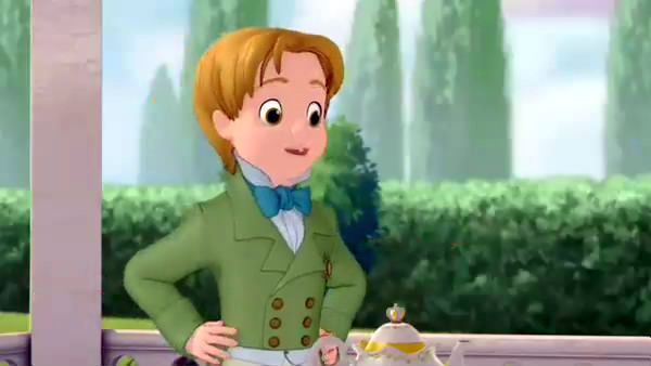 Watch: Sofia The First Characters