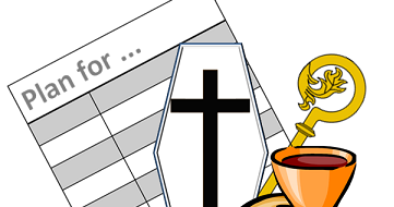 LiturgyTools Catholic Funeral Mass Planning Template