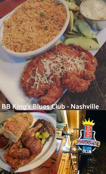 BB King's Blues Club Nashville, Tennessee
