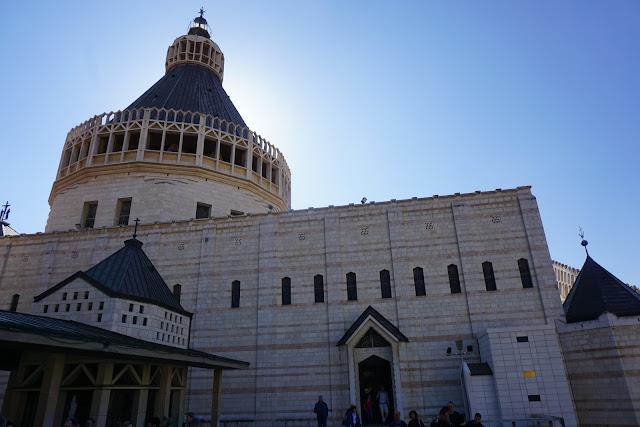כנסיית הבשורה האורתודוקסית בנצרת