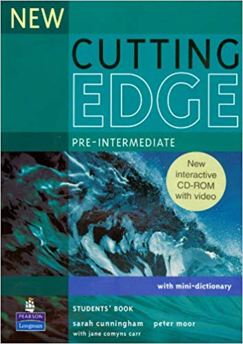 New Cutting Edge Starter Students Book