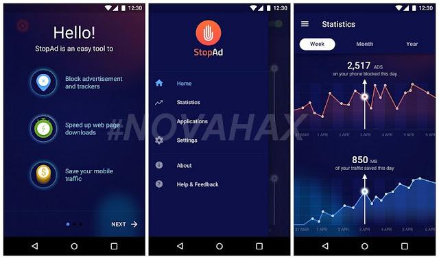 StopAd Noroot Ad Blocker APK Download
