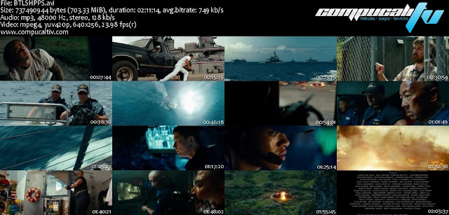 Battleship DVDRip Español Latino 1 Link 2012