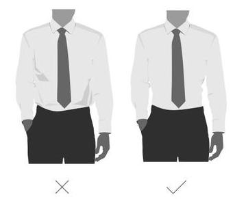 阿宅的時尚穿搭: 好的穿著讓你面試大加分-小地方看你fit不fit