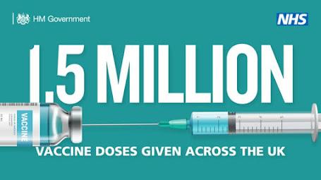 070121 1 million vaccine doses uk