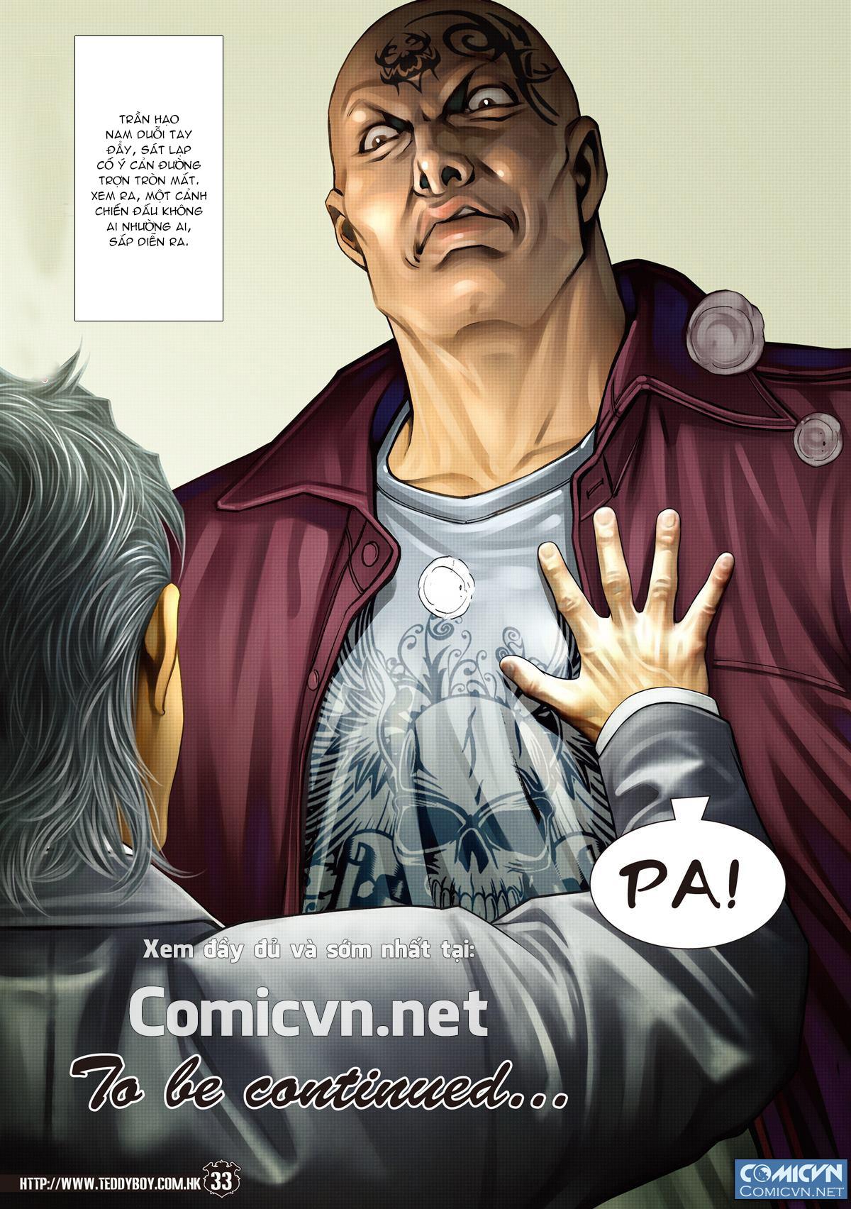 Người Trong Giang Hồ RAW Chương 2099 - NhoTruyen.Net