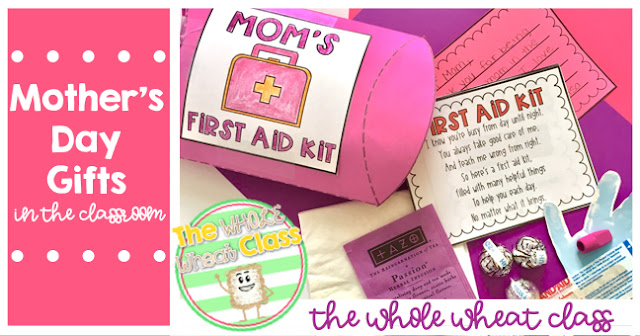 Mother's Day First Aid Kit