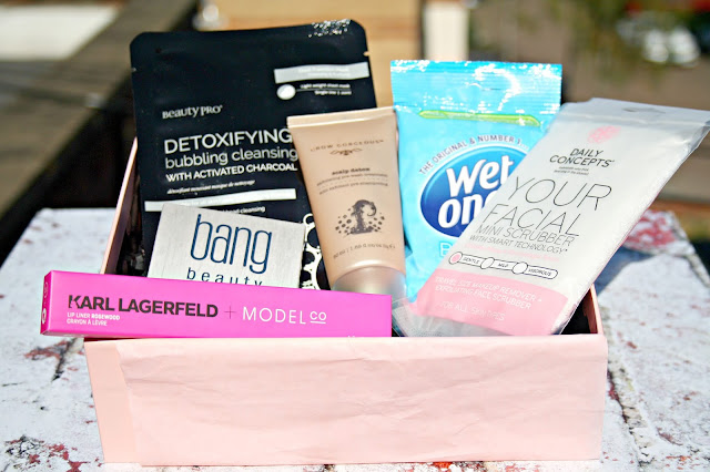 Glossybox - Back To 'Beauty' School Edition