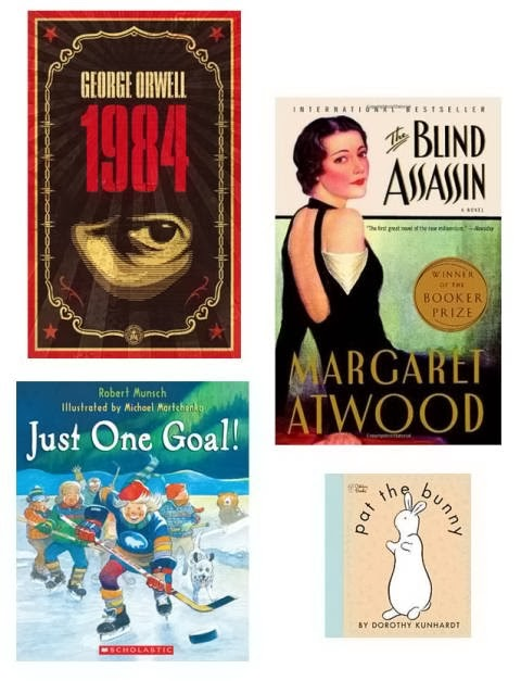 Our favourite books for Family Literacy Day