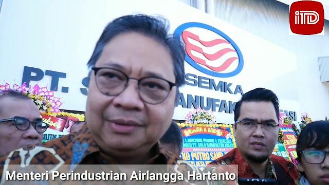 Menteri Jokowi Diusul Pakai Mobil Esemka, Menperin: Pakai Pikap?
