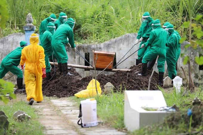 1 PDP Meninggal Dunia, Walikota Madiun Apresiasi Warga Terima Jenazah Dikebumikan Di Pemakaman Umum