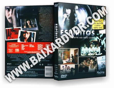 Espíritos – A Morte Está ao Seu Lado (2006) DVD-R OFICIAL
