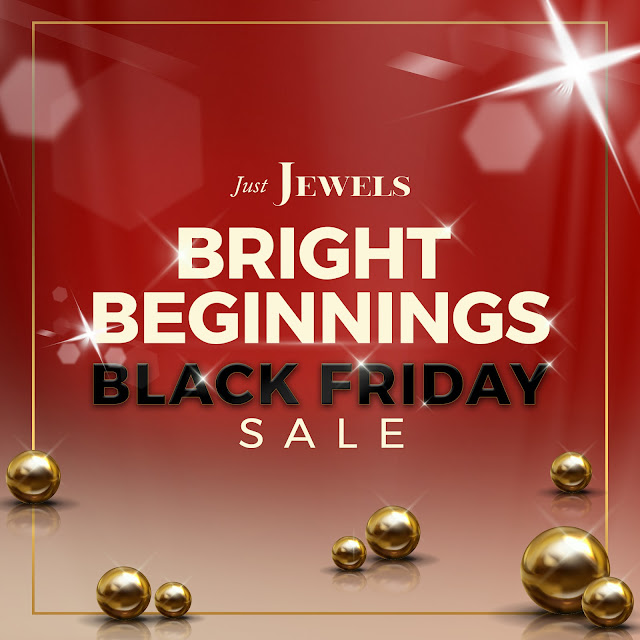 Just Jewels Bright Beginnings Black Friday Sale