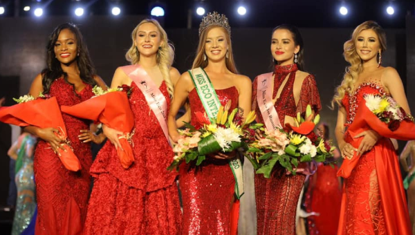 Miss Eco International 2020 es South Africa
