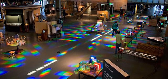 Visita aos museus de San Francisco