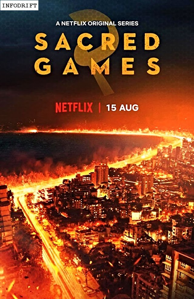 "Sacred games 2: Netflix is all set to thrill its fans again with ""the game of 25 days""... and this time the game is bigger with more powerful players"