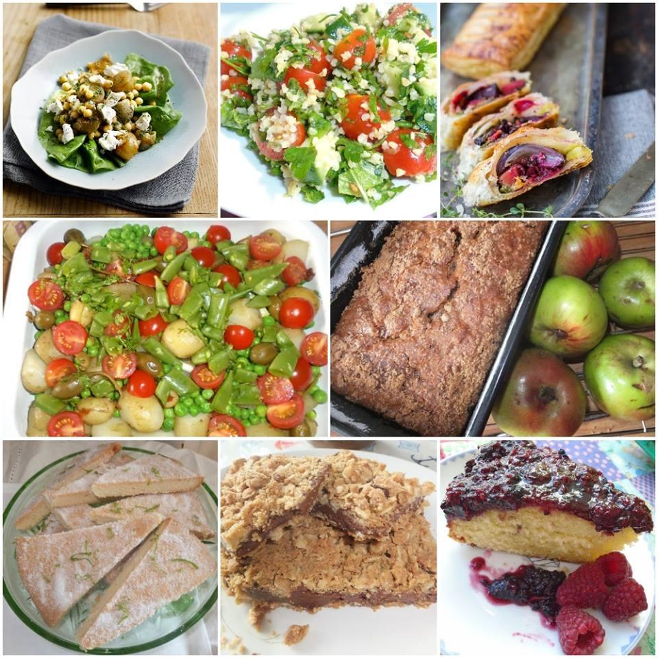 21 Vegetarian Picnic Food Ideas