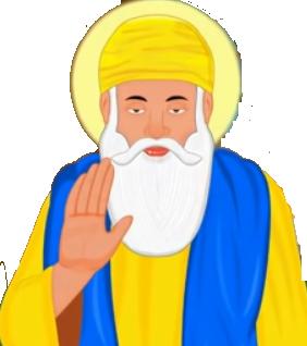 10 Lines on Guru Nanak Dev Ji in Punjabi