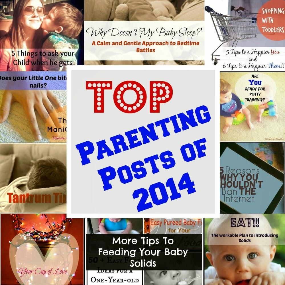 Top parenting posts 2014