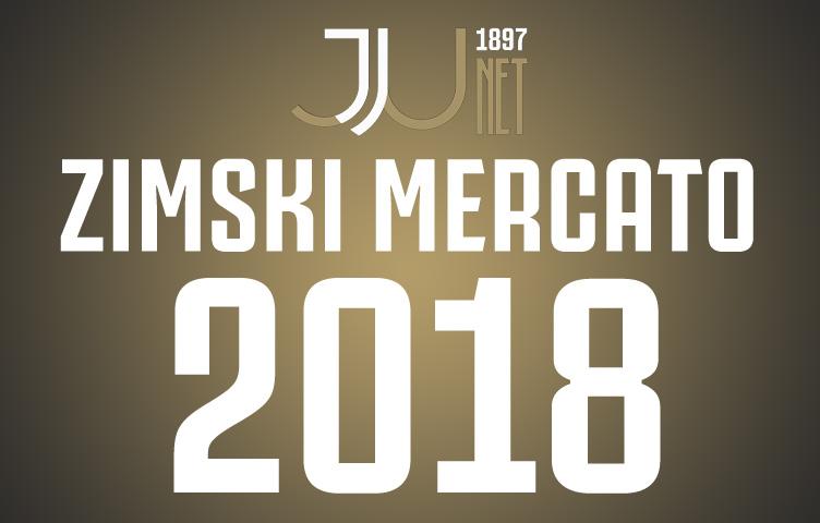 Juventusov januarski Mercato 2018