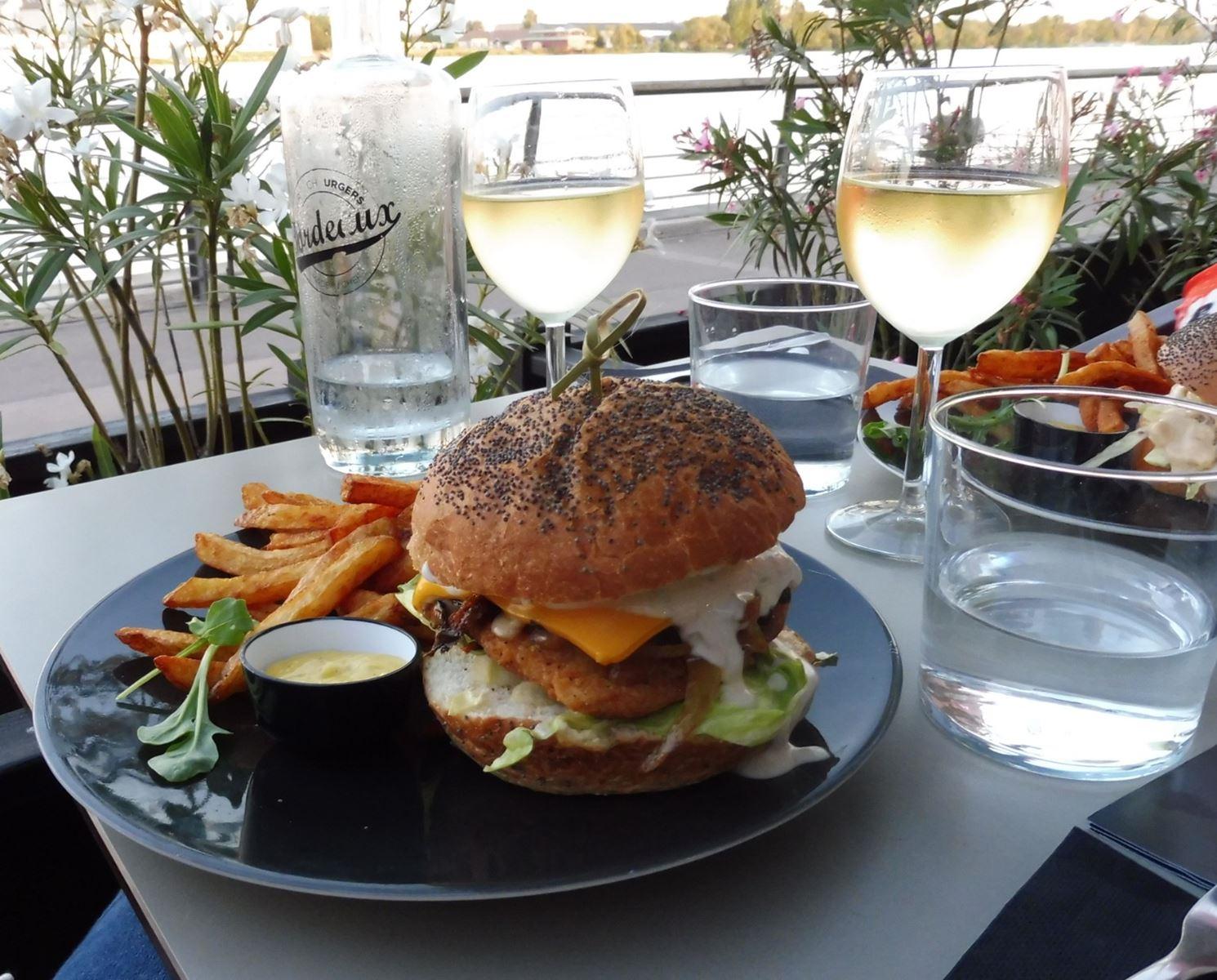 French Burgers, des burgers pour tous et même pour les végétariens ! Par Lili LaRochelle à Bordeaux