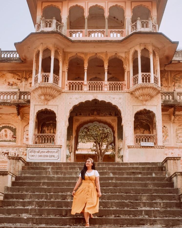 baju liburan ke india enam hari