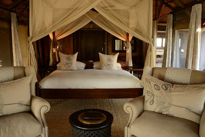 Kings Pool lodge, Botswana, African wildlife, tented lodge, glamping, extreme glamping, beautiful lodge, African lodge,
