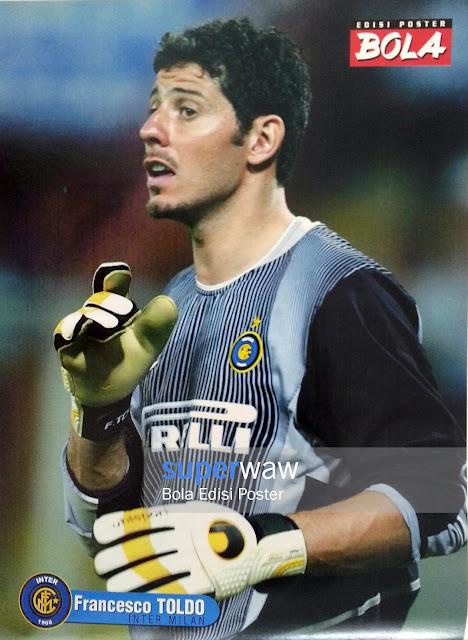Poster Francesco Toldo (Inter Milan)