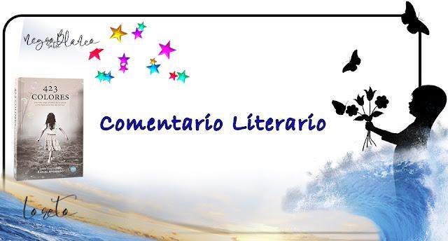 Comentario: 423 Colores, Blog Negro sobre Blanco. María Loreto Navarro Pacheco