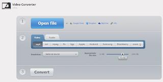 Image result for موقع Online Video Converter لتحويل الفيديو اون لاين
