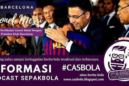 Presiden Barcelona Tidak Mau Ketemu Lionel Messi