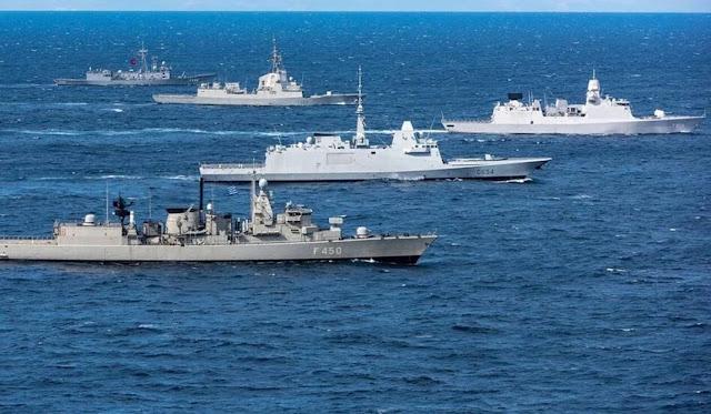 Πόλεμος με τις NAVTEX! H Τουρκία στέλνει πλοία νότια της Κρήτης