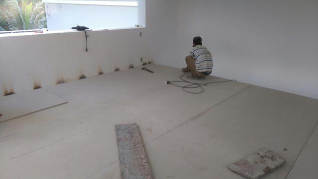 tấm lót sàn xi măng cemboard tại long an