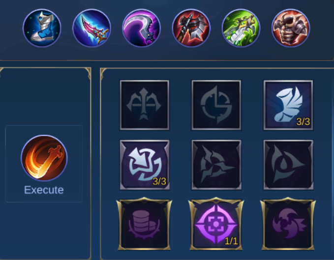 Best Build, Battle spell and emblem Bane