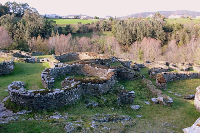 Cultura castreña en Asturias