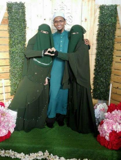 """Ku Pinang Isteri Buat Suamiku, Bukti Cintaku PadaNya Melebihi Cinta Pada Suami"""