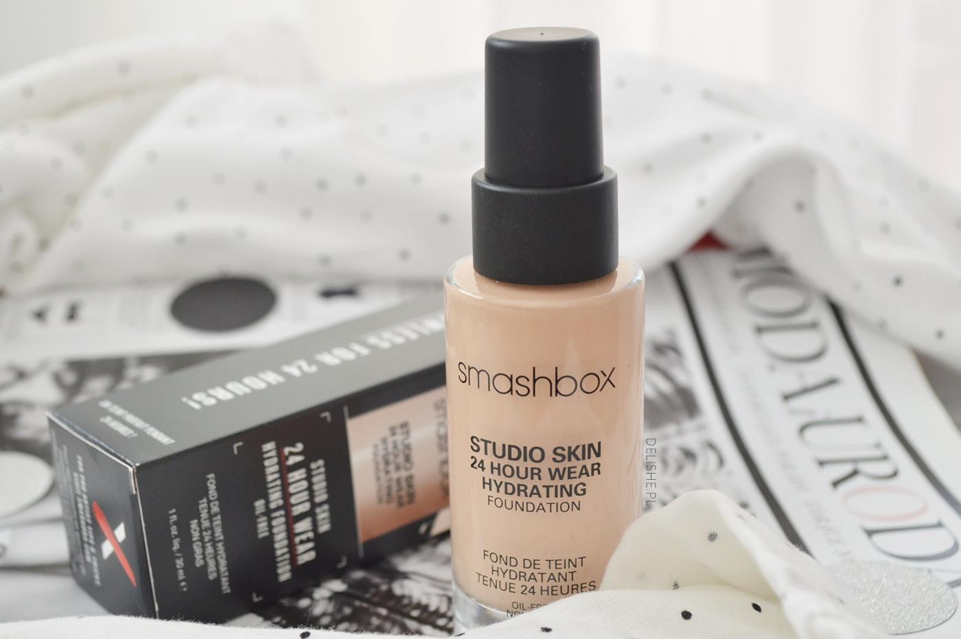 Podkład Smashbox Studio Skin ulubieńcy kosmetyczni 2020 roku